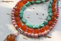 Jewelry ideas / Inspiration for crochet jewelry. Colours, styles, etc / by Robyn Legaspi