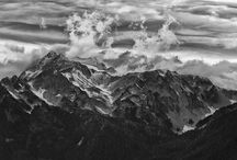 Mountains and Ridges / by Nick Goodenough