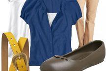 Work clothes / by Peachy Fernando