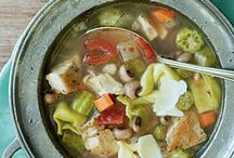 Soups / by Regina Garry Smith