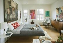 interiors - bedrooms / Interior Design Inspiration  / by Tracy Decker