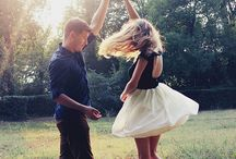 Engagement Photo Ideas / by Jordan Wood