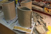 clay projects / by Emma Fosnaugh