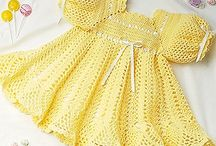 Baby Crochet / by Tracee Fromm