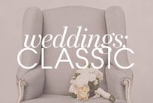Weddings: Classic / by BaubleBar