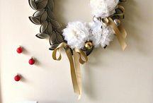 Christmas Decor / by Jenn Hunt