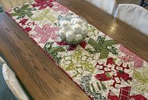 Table runners & Table toppers / by Robin LaLone