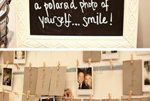 Ideas for weddings / by Nicole de Castro