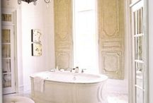 BATHROOMS / by Obee Designs
