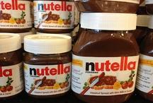 I love Nutella / by Jenn Fujikawa - www.justjennrecipes.com