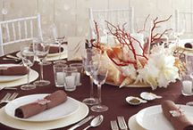 TABLE SETTINGS / by Camelia McGary