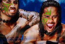 WWE Usos / by JoJo Monsterr