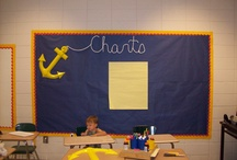 Classroom themes~Nautical / by Sarah Owens