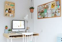 Wonderful Work Space / by Lisa Humphries