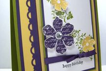 Cards - Birthday #9 / by Sheila Barfield