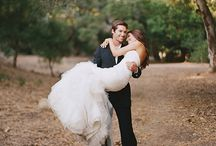 bride and groom / by Amber Zito