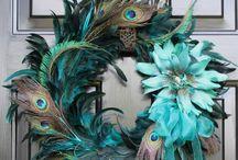 Creative Inspiration - Wreath / by Stephanie The Multi Taskin' Mom