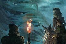 Fantasy Art / by Tony Scott