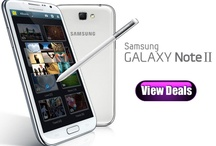 Samsung Galaxy Note 2 Marble White / by Phones LTD - Compare Cheap Mobile Phone Deals