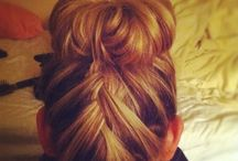 hair to try / by Amanda Kearn