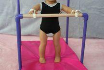 "American Girl-18""- doll / by Linda Hope"