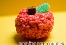 edible crafts / by Sherry Burkman