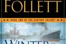 The Follett Collection / Ken Follett books on the LFCC shelves. / by Lord Fairfax Community College Library