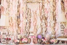 Rustic Dessert Tables / by Ellen Jay Stylish Events + Sweets