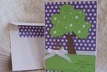 Cards - Trees / by Jessie