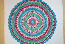 Crochet and Knitting / A collection of crochet or knitting ideas. / by Becky Jorgensen