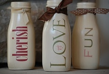 Homemade gift ideas / by Misty  @ Joy In The Journey