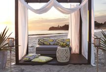 Outdoor Living Spaces / No bug spray required. / by Jennie Lee