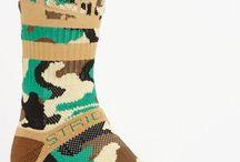 Socks design / by Su Jin Lee