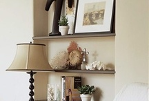 Shelving and Bookcases / by Elizabeth Roberts