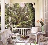 Outdoor Spaces / by Virginia Johnson