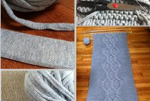 Knitting: Tutorials, patterns and inspirations / by Josée Caron