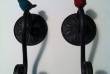 hooks and knobs / by Cathy Bizri