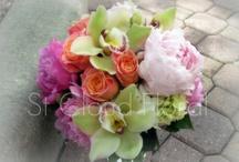 bridal bouquets / by Rhoda Paurus