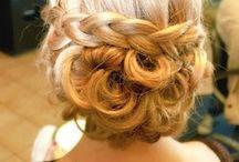 Hair ideas for kris / by Kellie Fitzpatrick