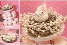 love birds bridal shower / by Bianca