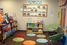 Home away from home, my classroom!  / by Brittany Boezeman