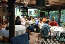 Special Events at The Stockade / The Stockade Bed and Breakfast is a wonderful venue for parties, meetings and celebrations. / by The Stockade Bed and Breakfast