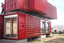 Container house / by M SG
