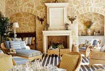 Outdoor Living / Beautiful outdoor living spaces... / by Vicki Beckman
