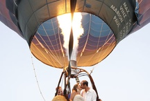 NM Hot Air Balloons! / No matter the occasion if you're in New Mexico, hot air balloon rides will make your vacation memorable! Weddings, romance, or just sight seeing fun, you'll have a blast! / by Hyatt Regency Albuquerque