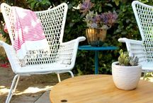 Outdoor Living / by Charlotte Bertenshaw