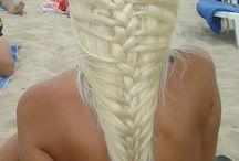hairdos & nails  π / by Pii Topio
