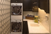 Laundry Room Facelift / by Sara Moore