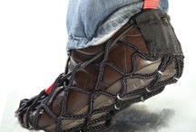 EZYSHOES / EzyShoes are anti-skid overshoes for anyone needing to walk safely on snow, ice or mud. / by ICEGRIPPER