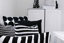 Black & White / by Kim Bergman